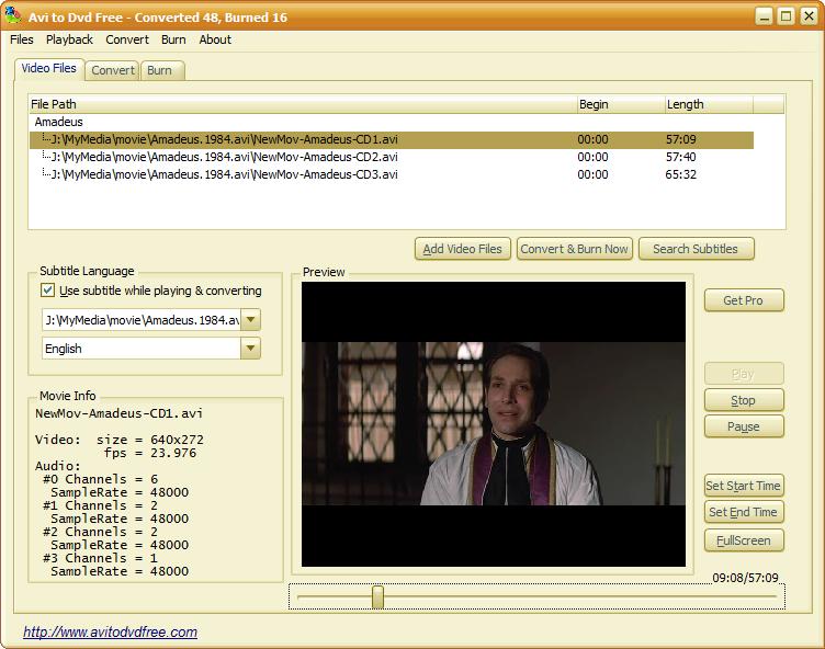 free avi to dvd converter for windows 10